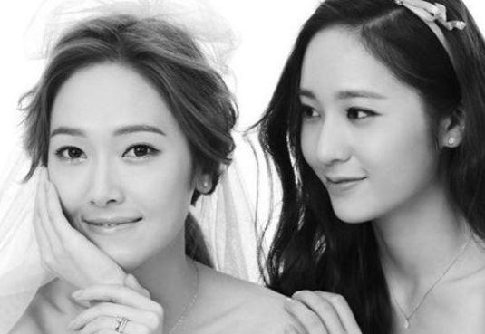 Jessica Jung Puji Krystal dan Berikan 'Wejangan' Kencan KabarDunia.com_Jessica-Krystal_Jessica Jung