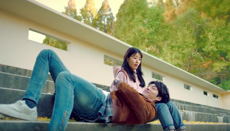 "Begini Suzy dan Kim Woo Bin Pertama Bertemu di ""Uncontrollably Fond"""