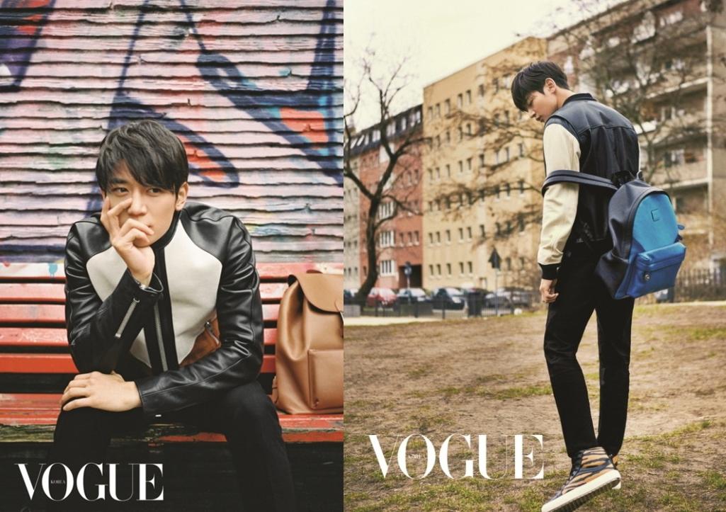 Siap-siap Terpukau Penampilan Karismatik Minho SHINEE Di Vogue Korea KabarDunia.com_Minho-SHINEE-Vogue_Minho SHINEE