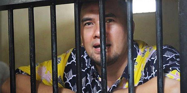 Saipul Jamil 'Giliran Diajak Makan Ngumpul, Pas di Penjara Begini'
