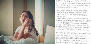 Tolak Mitsubishi, Song Hye Kyo Dapat Surat Menyentuh Dari Nenek 88 Tahun