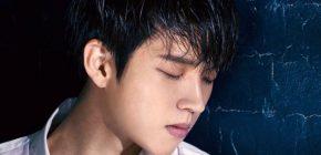 """Nodding"" - ""Gravity"", Ini Daftar Lagu Album Solo Pertama Woohyun INFINITE"