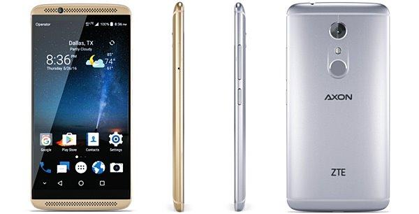 ZTE Axon 7, Smartphone Flagship Spesifikasi Gahar Harga Minimalis