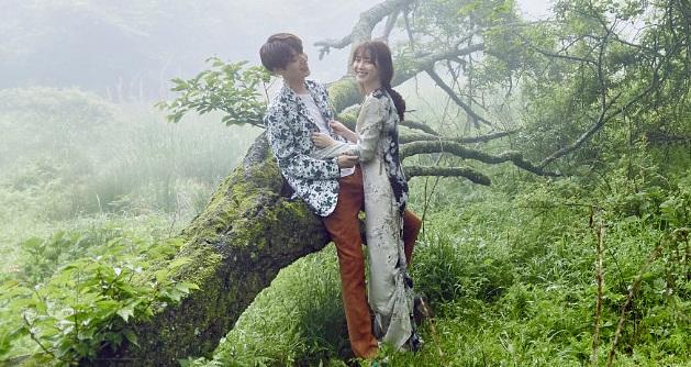 Ahn Jae Hyun dan Goo Hye Sun Memilih Tunda Momongan Usai Menikah KabarDunia.com_milky-couple_Ahn Jae Hyun dan Goo Hye Sun