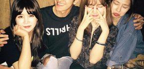 Resmi Tinggalkan Miss A dan JYP, Jia Dapat Dukungan Zhou Mi SuJu-M