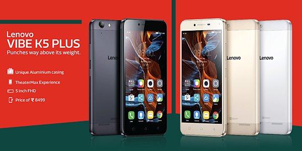 Dijual Serentak, Ribuan Lenovo Vibe K5 Plus Ludes dalam Sehari! 2