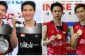Duo Ganda Putra Indonesia Bakal Saling Tikam di Final Australia Open