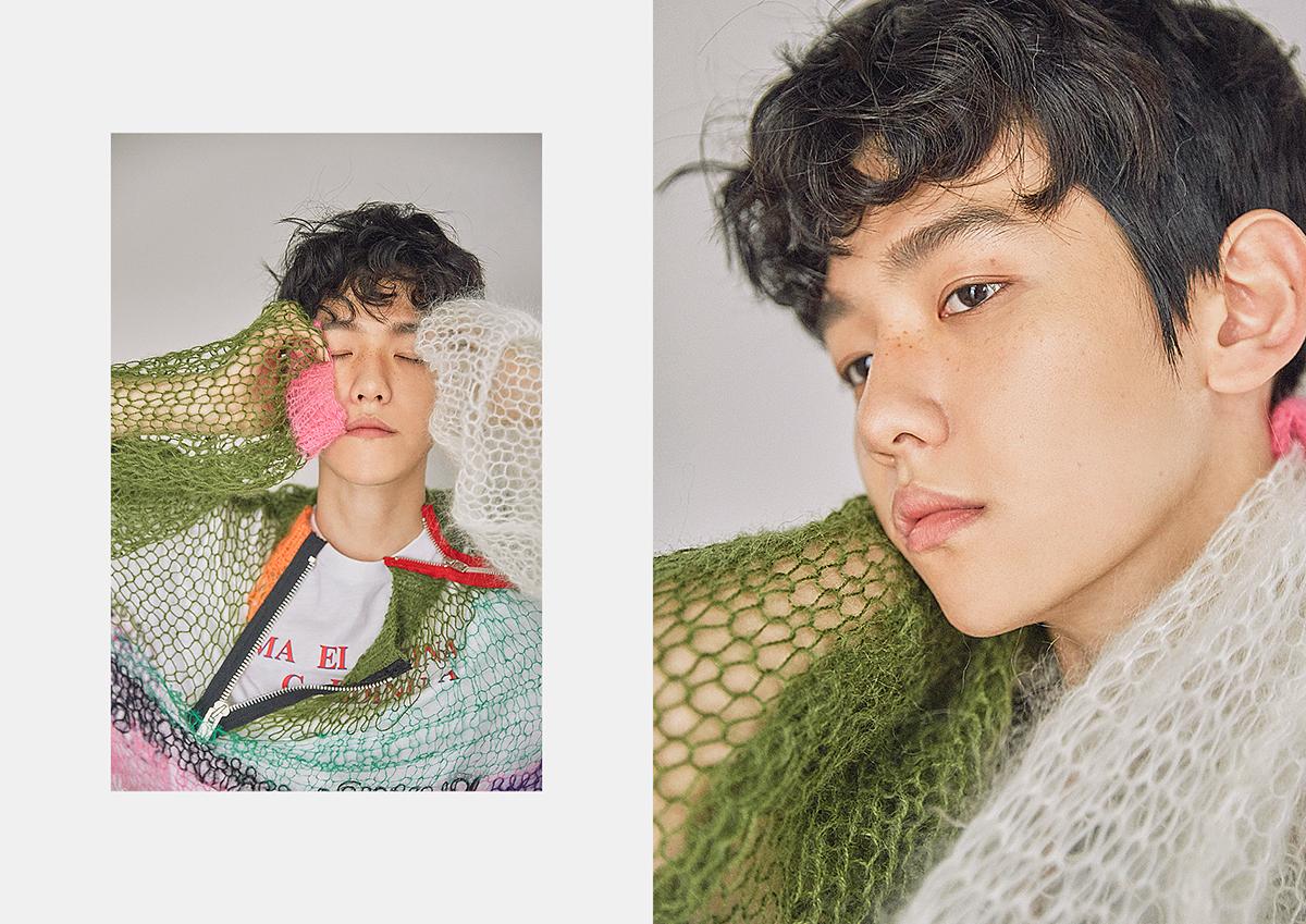 """Baekhyun - teaser """"Lucky One"""""""