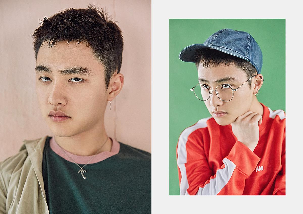 """D.O - teaser """"Lucky One"""""""