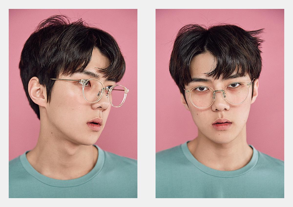 """Sehun - teaser """"Lucky One"""""""