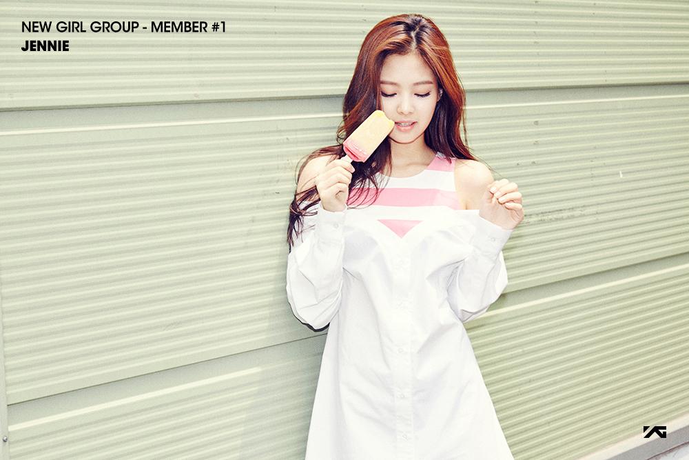 YG Entertainment Tegaskan Jennie Kim Anggota Pertama Girl Grup Barunya
