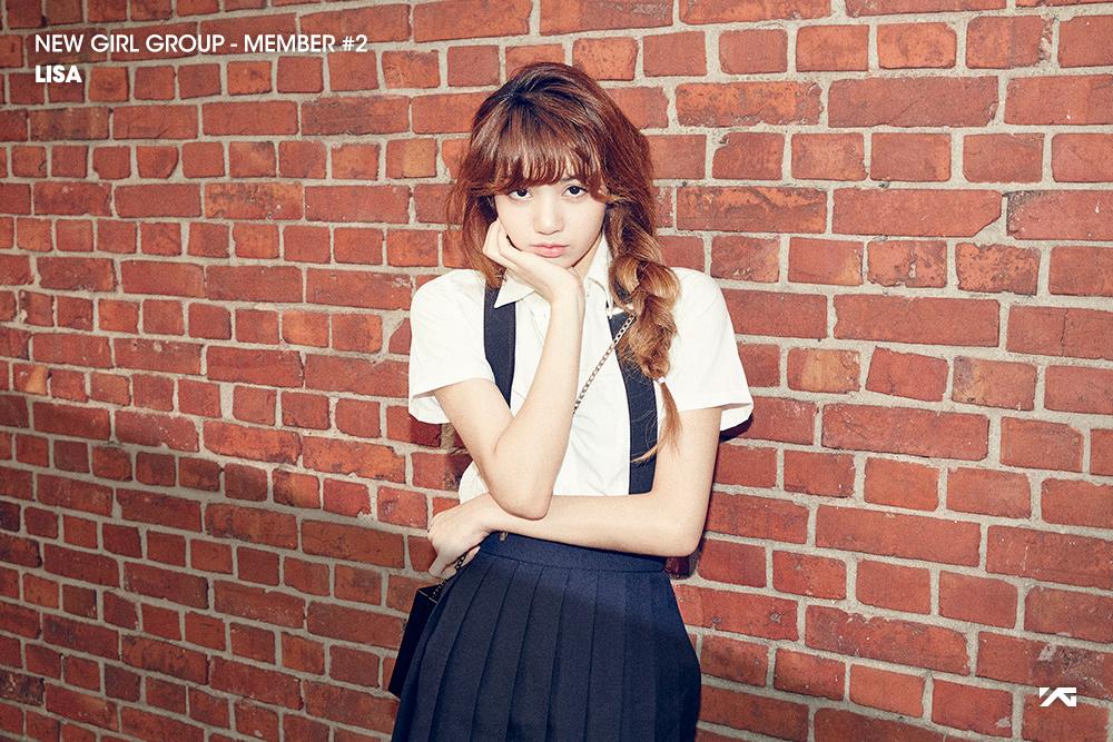 Member #2 girl grup YG Entertainment