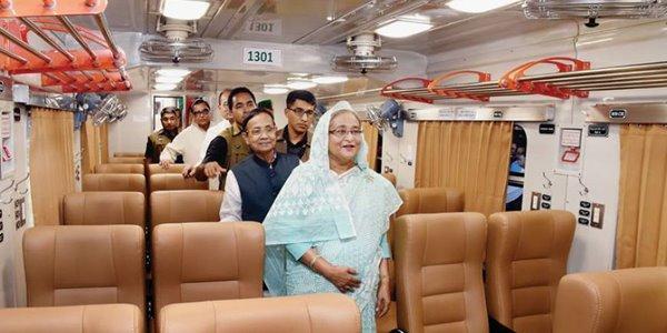 Miris! INKA Ekspor 150 Kereta ke Bangladesh, KAI Malah Import China