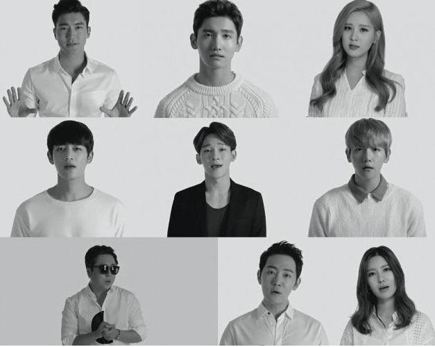 """Artis SM Sumbangkan Suara Merdu Mereka Untuk """"Imagine Project"""" KabarDunia.com_SM-unicef_""""Imagine Project"""""""