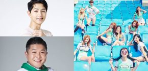 Song Joong Ki, TWICE, Jo Se Ho Raih '2016 Korea's Brand of the Year'