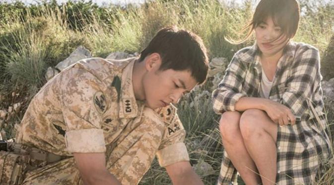 Song Joong Ki Tetap Ingin Akting Romantis Dengan Song Hye Kyo 30 Tahun Lagi