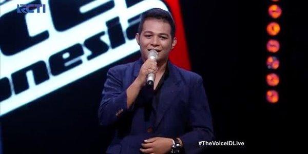 Tampil Memukau, Mario G. Klau Juara The Voice Indonesia 2016