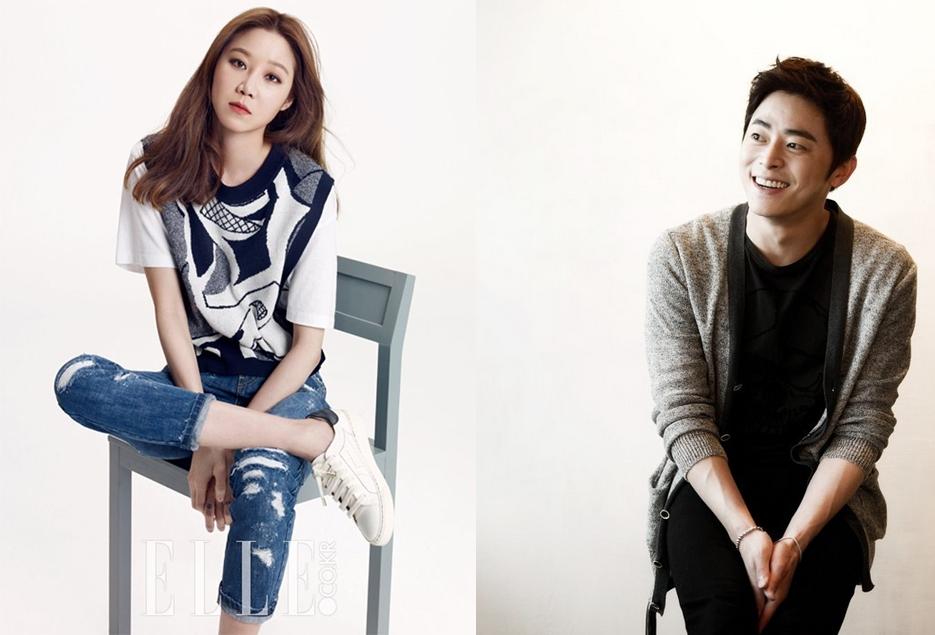 Gong Hyo Jin, Jo Jung Suk Hadiri Pembacaan Naskah 'Incarnation of Jelaousy'