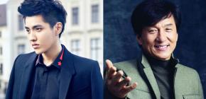 Kris EXO Tanda tangani Kontrak Dengan Agensi Jackie Chan Entertainment