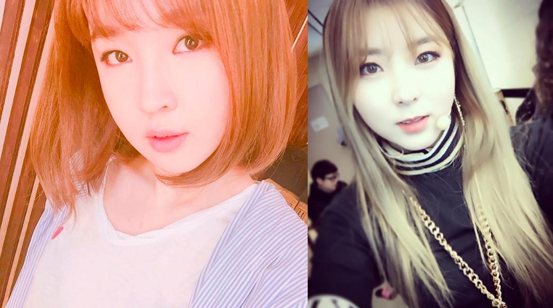 Sohyun dan Jiyoon Rayakan Ulang Tahun 4Minute Meski Telah Bubar