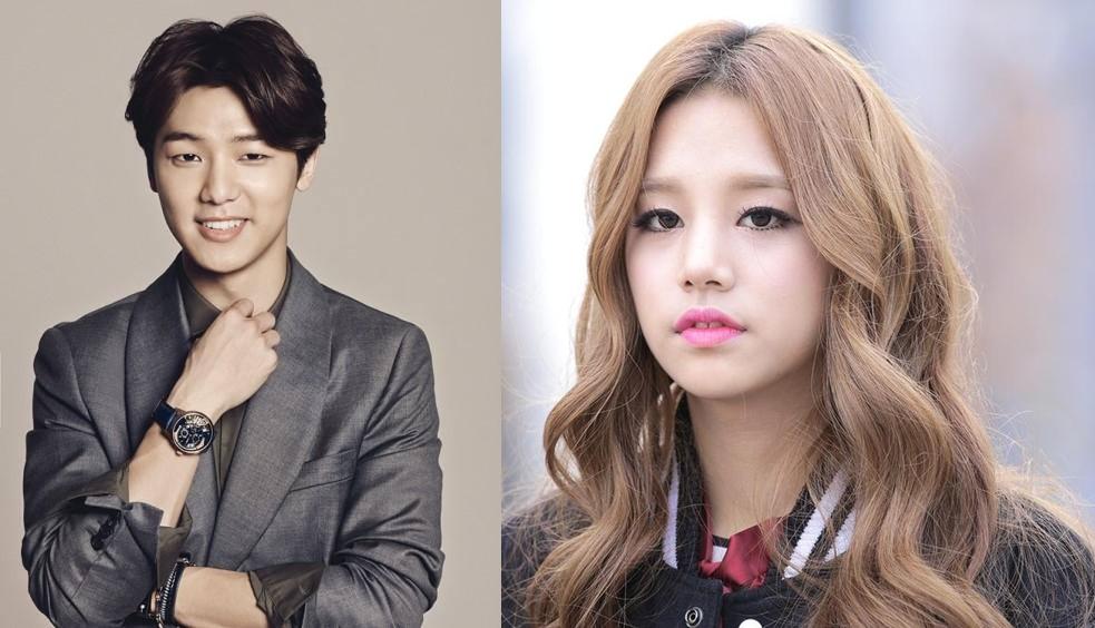 Minhyuk CNBLUE dan Solbin LABOUM Jadi MC Baru 'Music Bank'