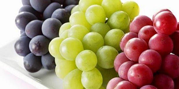10 Khasiat Buah Anggur Untuk Kesehatan