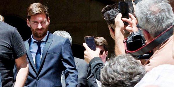 Messi Dipenjara Karena Kasus Pajak, Barcelona Murka