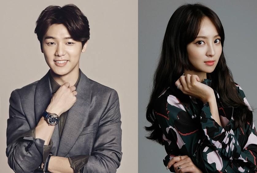 FNC: Minhyuk CNBLUE dan Jung Hye Sung Tidak Berkencan KabarDunia.com_Minhyuk-jung-hye-sung_Minhyuk CNBLUE