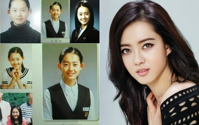Deretan Aktris Korea Ini Dikenal Miliki Wajah Cantik Natural