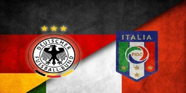 Prediksi pertandingan German Vs Italia