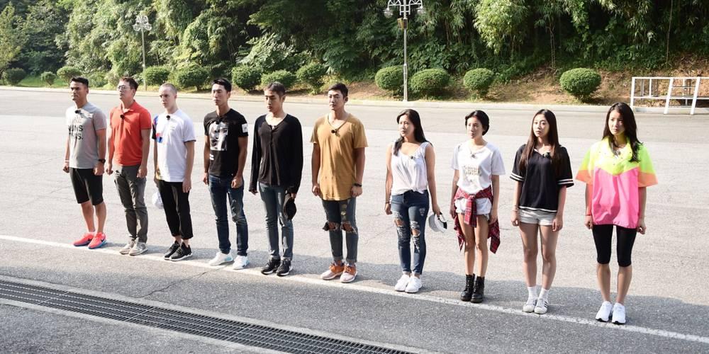 Seo In Young cs Kembali Dari Pelatihan Angkatan Laut 'Real Men'