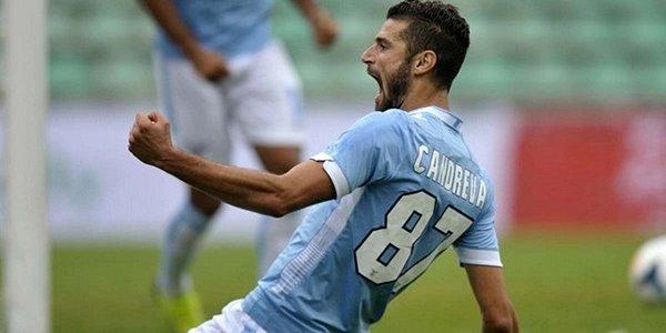 Tinggalkan Lazio, Antonio Candreva Umumkan Pindah ke Inter Milan