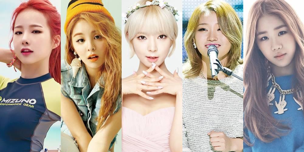 'Inkigayo' Bakal Tampilkan Solji – Ailee di 'Voice of Inkigayo'