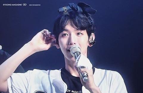 Nonton Konser EXO, Lee Jun Ki Terbukti Jadi Fanboy Sejati Baekhyun
