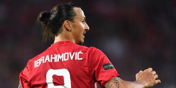 Cetak Gol Lagi, Ibrahimovic Siap Bawa Kembali Kejayaan MU