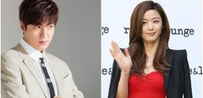 Jadi Penipu, Lee Min Ho Main Bareng Ji Hyun di Legend of the Blue Sea