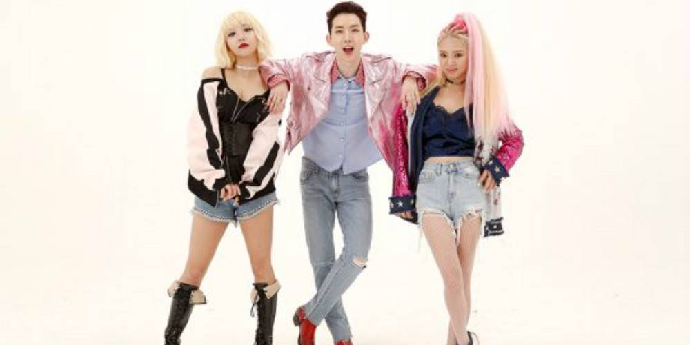 Hyoyeon, Jo Kwon dan Min Bakal Tampil Spesial di 'M! Countdown' KabarDunia.com_Jo-Kwon-Min-Hyoyeon__Hyoyeon