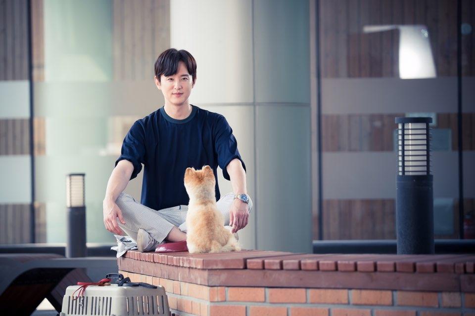 Jadi Roh Jahat, Ini Scene Tersulit Kwon Yool di 'Let's Fight Ghost' KabarDunia.com_Keeon-Yool-LFG_Kwon Yool