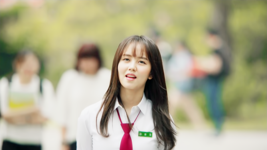 Kim So Hyun: 'Let's Fight Ghost' Sangat Istimewa KabarDunia.com_Kim-So-Hyun_Kim So Hyun