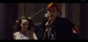 Gentleman, Chanyeol EXO Selamatkan Sandra Cantik di Teaser 'LOTTO'