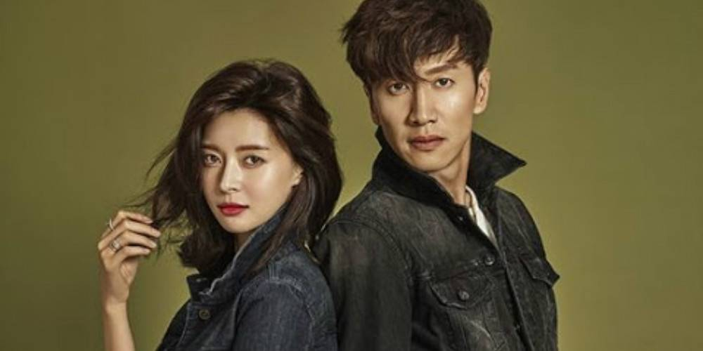 'BUCKAROO' Gandeng Lee Kwang Soo dan Nara Hello Venus KabarDunia.com_Lee-Kwang-Soo-nara_Lee Kwang Soo