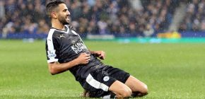 Leicester City Ogah Jual Mahrez, Arsenal Kembali Naikkan Tawaran