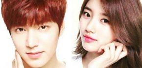 Manajemen Membantah, Lee Min Ho dan Suzy Ternyata Tak Pernah Putus