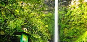 Menikmati Segarnya Air Terjun Coban Rondo Malang
