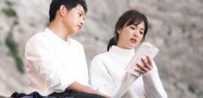 "Syuting 'Battleship Island', Song Joong Ki Dapat ""Kado"" Dari Song Hye Kyo"