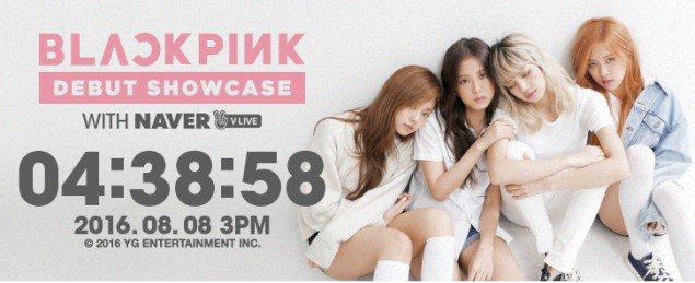 black_pink_debut