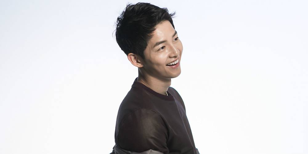 Tak Terpengaruh THAAD, Song Joong Ki Promosi di Tiongkok