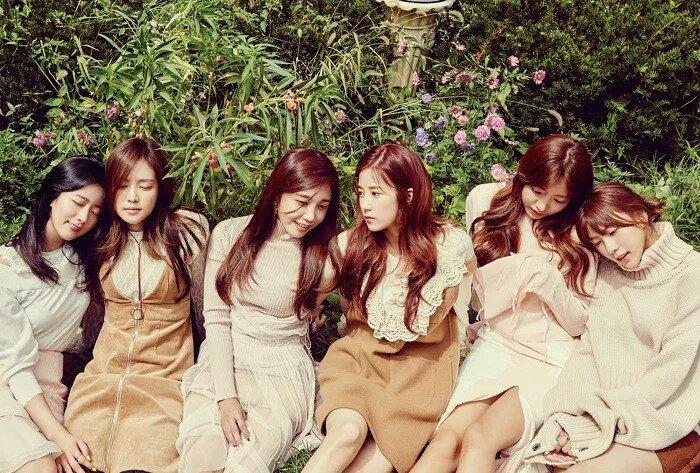 """""""D-4"""" Comeback, A Pink Ungkap Teaser Grup 'Pink Revolution'"""