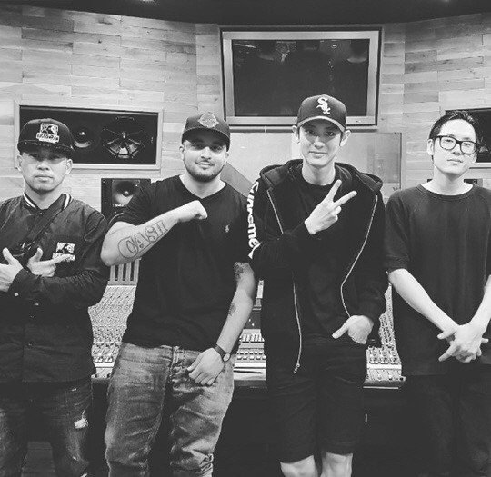 Far East Movement for SM Station