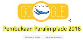 Google Rayakan Pembukaan Paralimpiade 2016 Lewat Sebuah Doodle